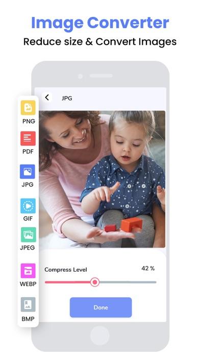 JPG Image Converter PNG/JPEG紹介画像1