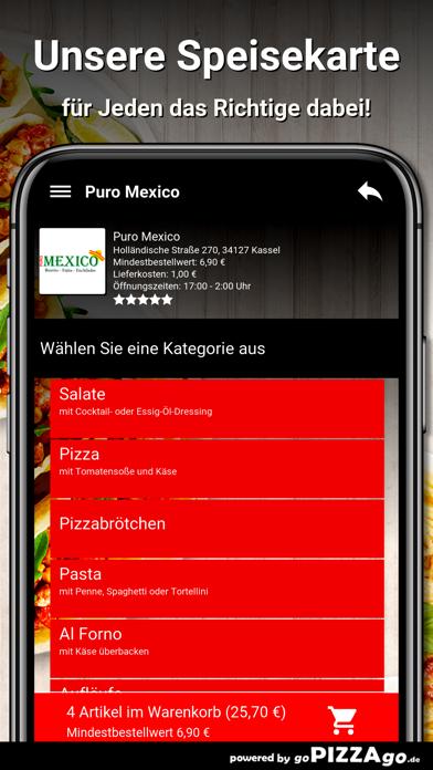 Puro Mexico Kassel screenshot 4