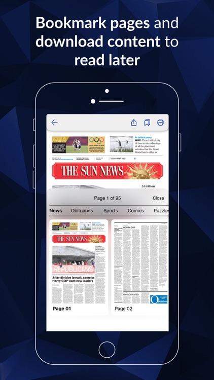 Myrtle Beach News screenshot-3
