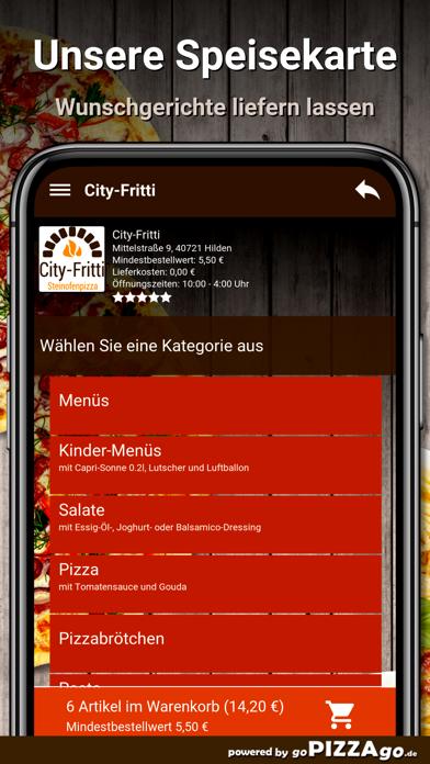 City-Fritti Hilden screenshot 4