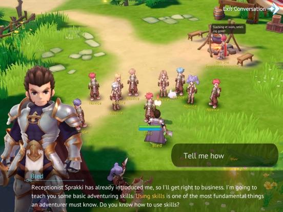 Ragnarok Origin: MMORPG Online screenshot 12