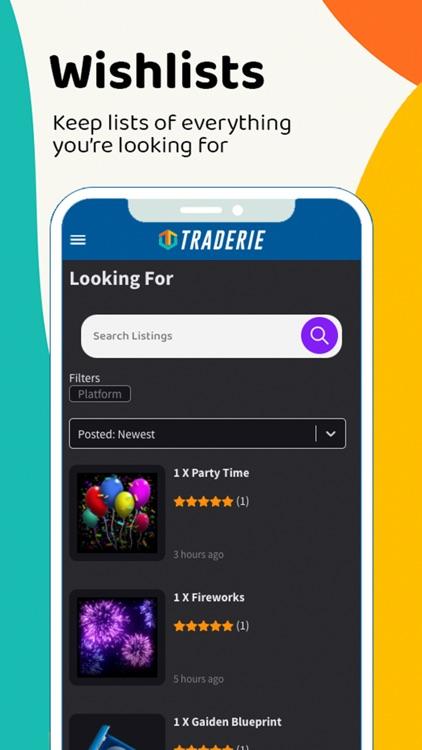 Traderie screenshot-6