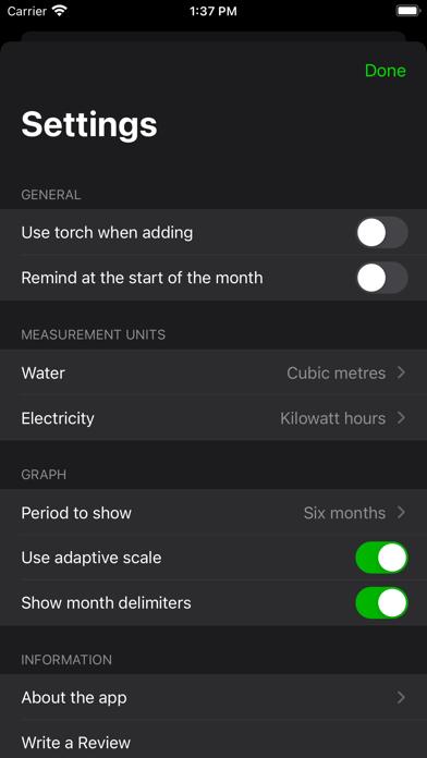 House Meters screenshot 8