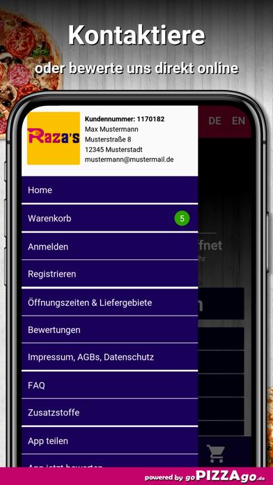 Razas Lauingen screenshot 3