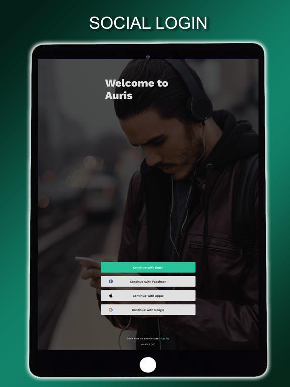 Auris APP screenshot 4