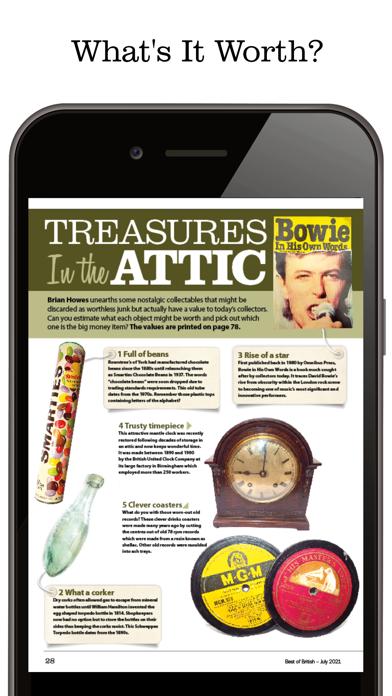 Best of British Magazine AppScreenshot of 4