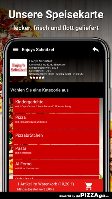 Enjoys Schnitzel Niederzier screenshot 4