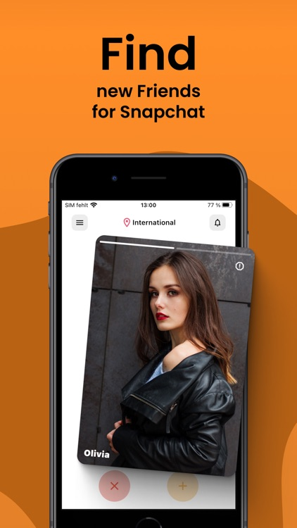 Hyup:Find Friends for Snapchat