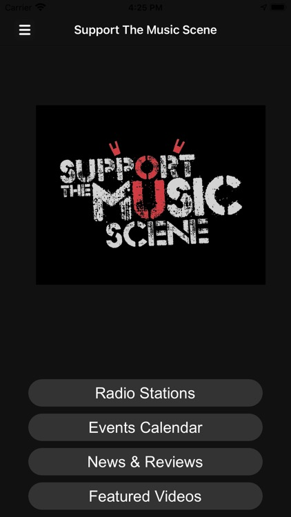 Support The Music Scene
