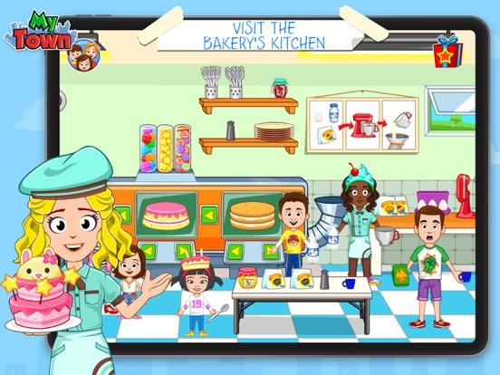 My Town : Sweet Bakery Empire screenshot 8