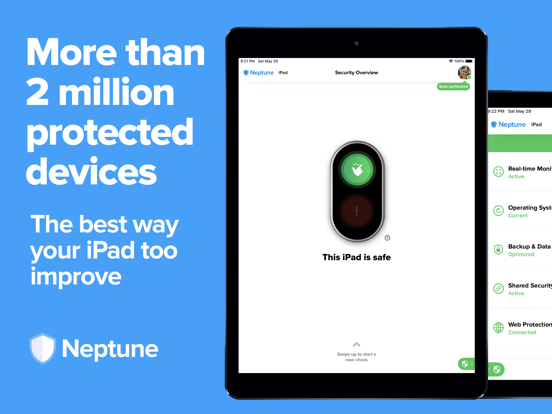 Neptune Security & Protection Screenshots