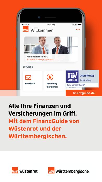 FinanzGuideScreenshot von 1