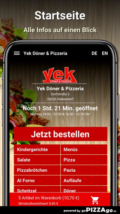 Yek Döner Heikendorf screenshot 2