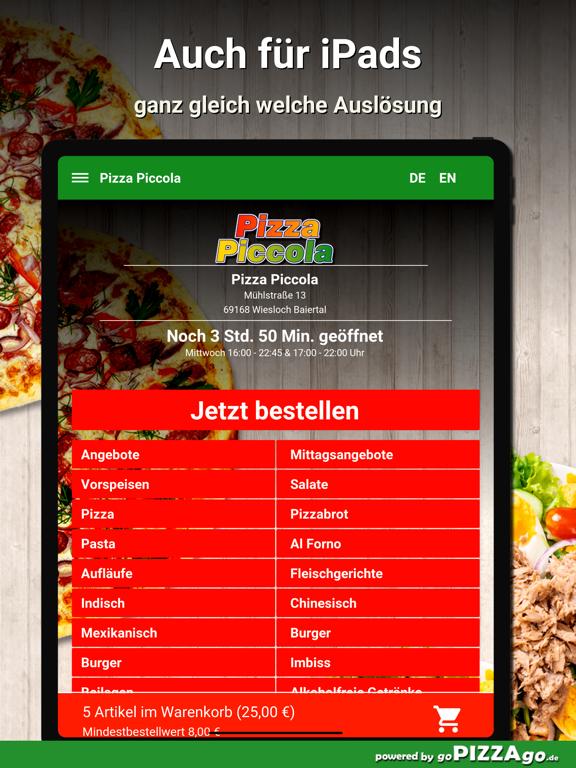 Piccola Wiesloch Baiertal screenshot 7