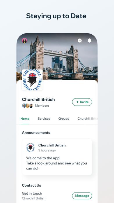 Churchill British screenshot 1