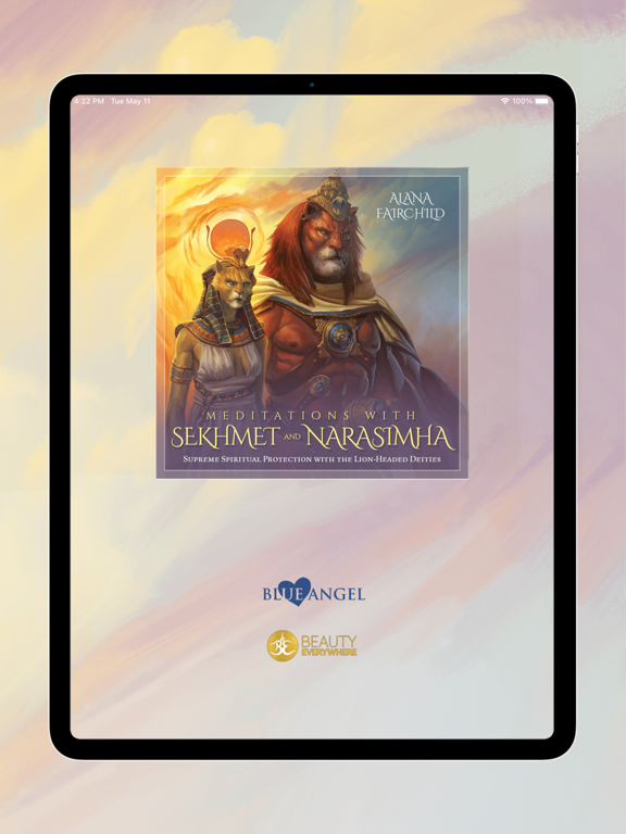 Sekhmet & Narasimha Meditation screenshot 9