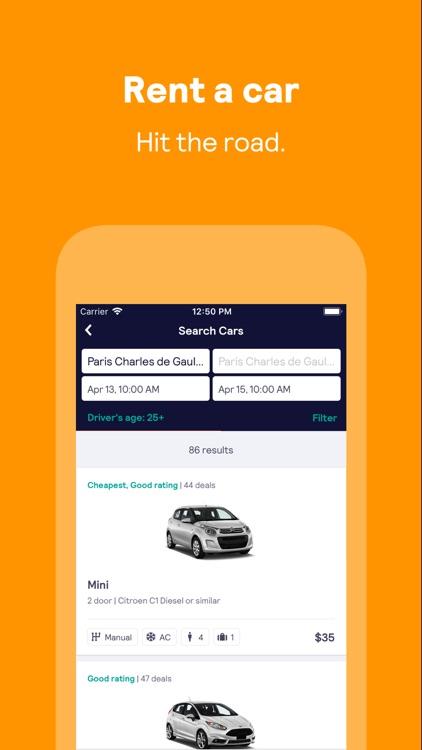 Skyscanner – travel deals screenshot-6