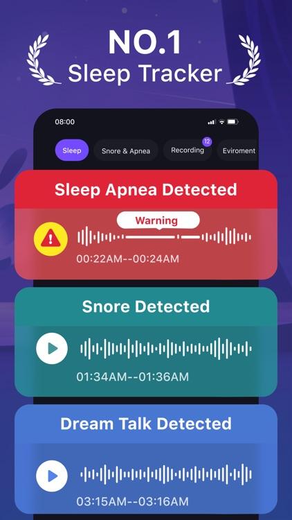 Mintal Tracker:Sleep Recorder screenshot-0