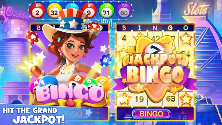 Bingo Lucky: Slots Bingo Games