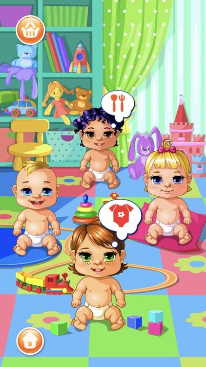 My Baby Care - Babysitter Game screenshot-4