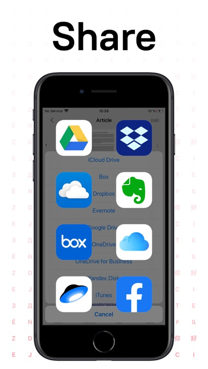 FineReader Pro: PDF Scanner screenshot-3