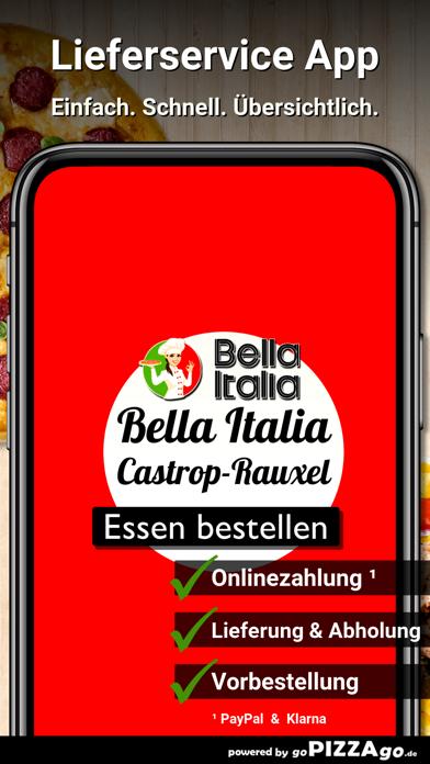 Bella Italia Castrop-Rauxel screenshot 1