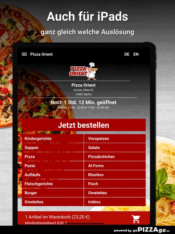 Pizza Orient Berlin screenshot 7