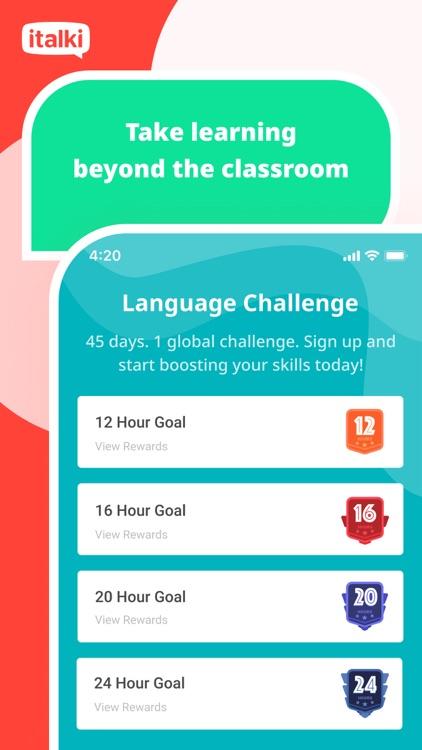 italki: Learn languages online screenshot-4