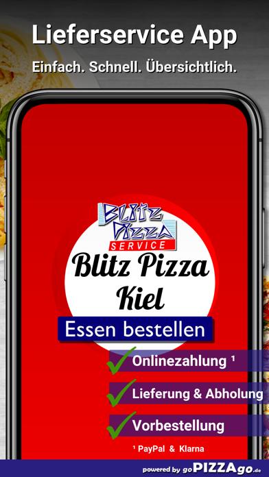 Blitz Pizza Kiel Elmschenhagen screenshot 1