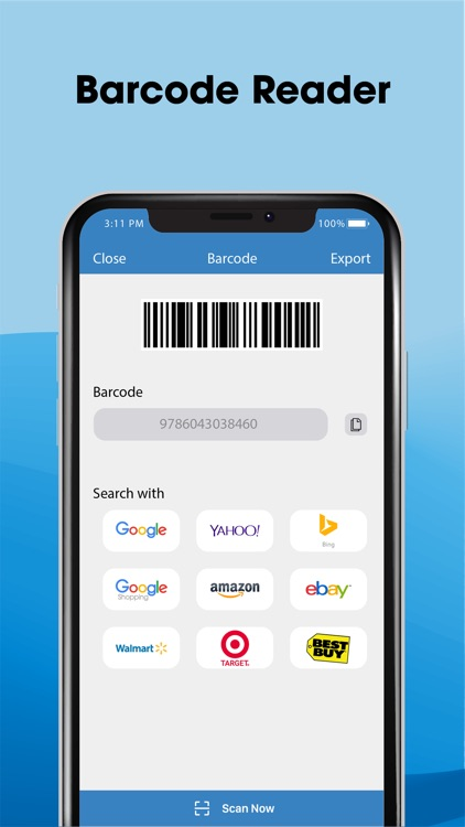 Scan QR Code & Barcode Reader screenshot-4