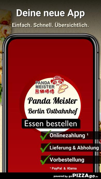 Panda Meister Berlin Ostbahnho screenshot 1