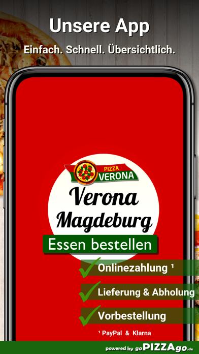 Pizzeria Verona Magdeburg screenshot 1