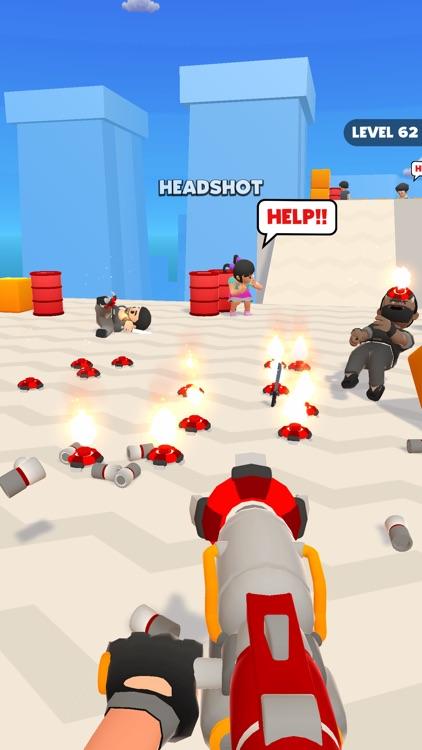 Booster Gun screenshot-3