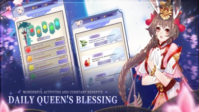 The queen and her heroes screenshot 4