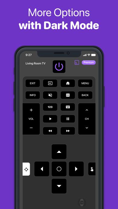 Universal Remote - TV Control iPhone app afbeelding 6