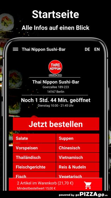 Thai Nippon Sushi-Bar Berlin screenshot 2