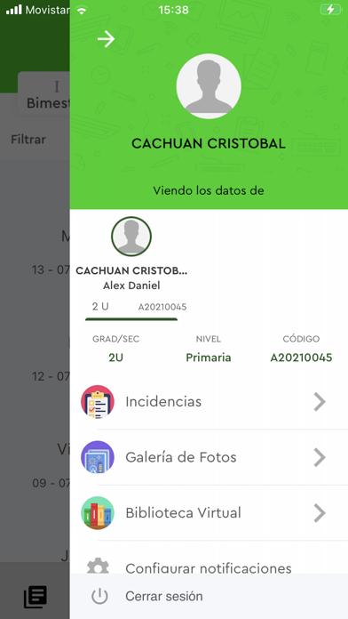 Colegio Avanza screenshot 7