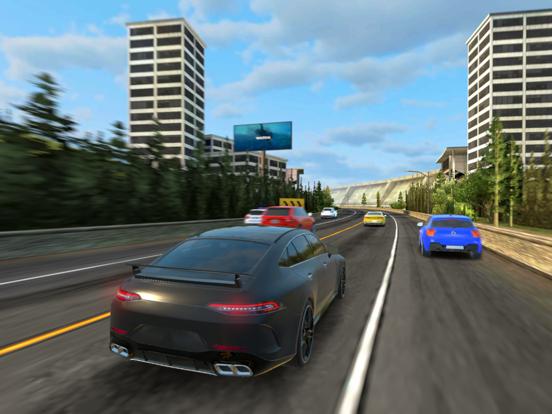 Racing in Car 2021