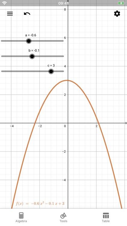 GeoGebra Graphing Calculator screenshot-5