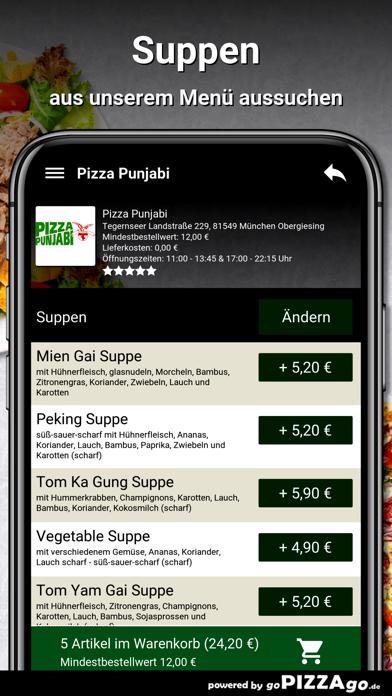 Punjabi München Obergiesing screenshot 5