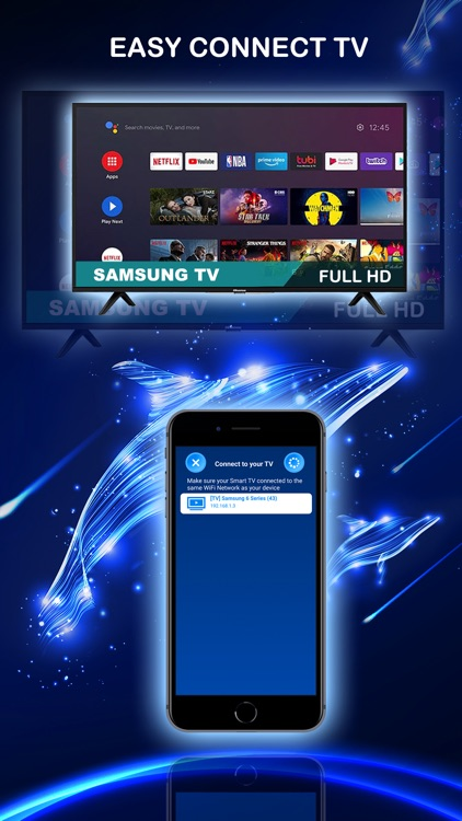 SmartThings: Smart Remote TV