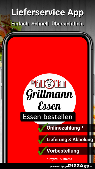 Der Grillmann Essen screenshot 1