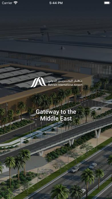 Bahrain Airport screenshot 1