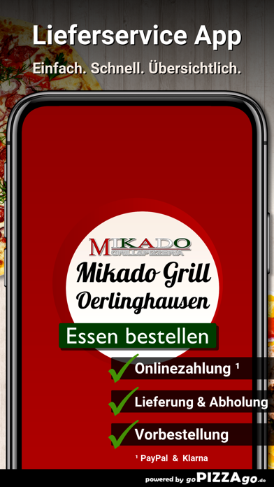 Mikado-Grill Oerlinghausen screenshot 1