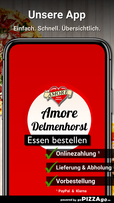 Amore Delmenhorst screenshot 1