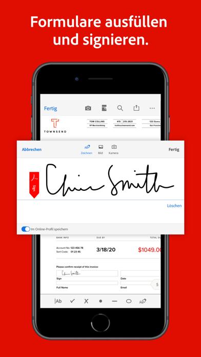 Adobe Acrobat Reader für PDFScreenshot von 3