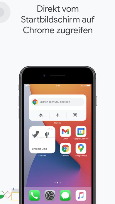 Google ChromeScreenshot von 3