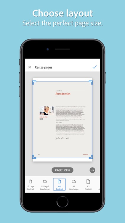 Adobe Scan: PDF Scanner & OCR screenshot-6
