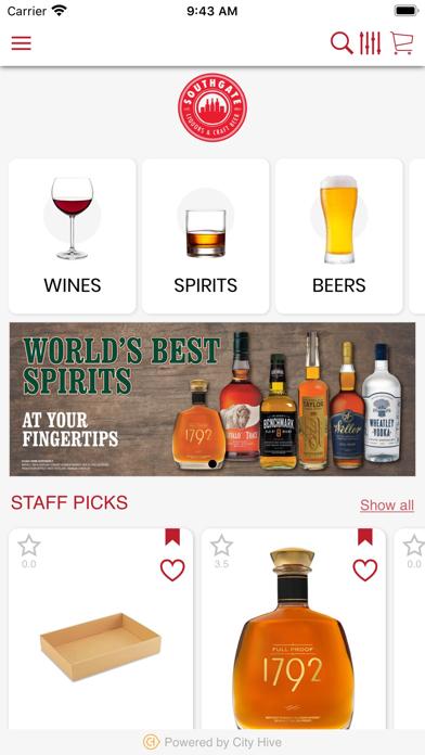 Southgate LiquorsScreenshot of 2