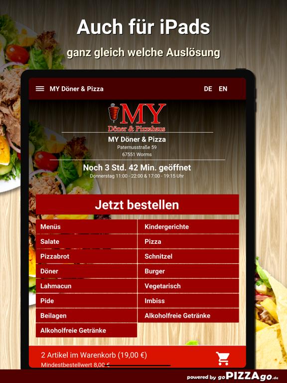 MY Döner & Pizza Worms screenshot 7